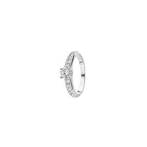 Дамски златен пръстен Blush 1154WZI