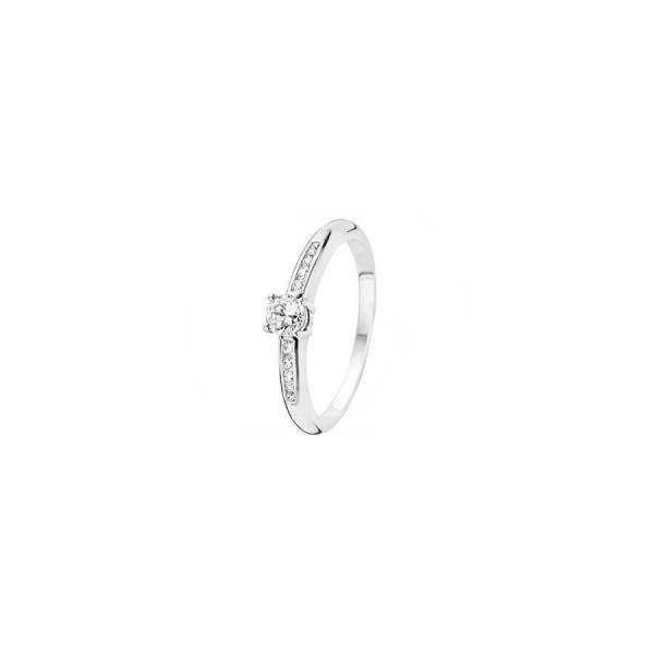 Дамски златен пръстен Blush 1155WZI