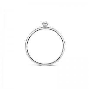 Дамски златен пръстен Blush 1198WZI