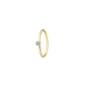 Дамски златен пръстен Blush 1199YZI