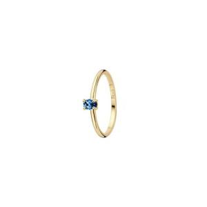 Дамски златен пръстен Blush 1204YLB