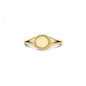 Дамски златен пръстен Blush 1206YGO
