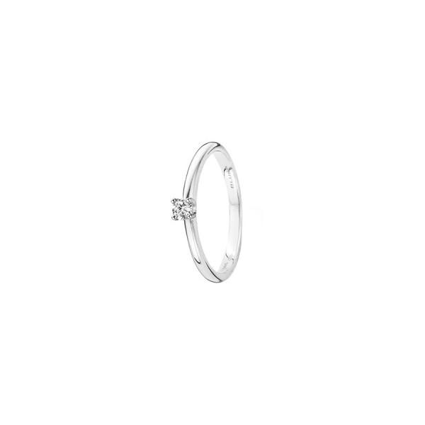 Дамски златен пръстен с диамант Blush 1602WDI