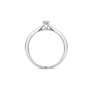 Дамски златен пръстен с диамант Blush 1622WDI