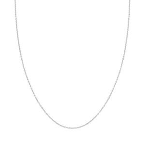 Дамска верижка бяло злато Blush 3010WGO