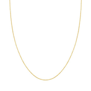 Дамска златна верижка Blush 3046YGO