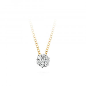 Дамско златно колие с диаманти Blush 3602BDI