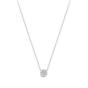 Дамско златно колие с диаманти Blush 3602WDI