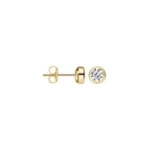 Дамски златни обеци Blush 7169YZI