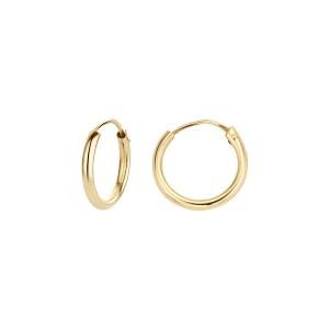 Дамски златни обеци Blush 7188YGO