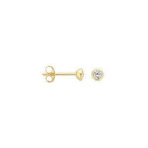 Дамски златни обеци Blush 7214YZI