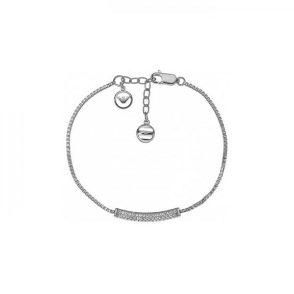Дамска сребърна гривна Emporio Armani EG3243040