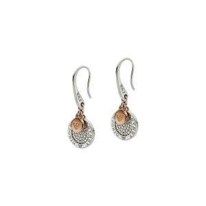Дамски сребърни обеци Emporio Armani EG3377040