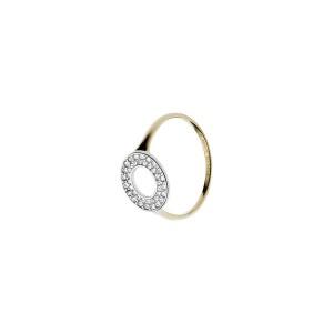 Дамски пръстен Fossil JF03284998