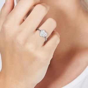 Дамски пръстен Fossil JF03412040