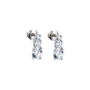 Дамски сребърни обеци Lotus Silver LP1289-4/1