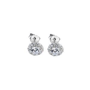 Дамски сребърни обеци Lotus Silver LP1290-4/1