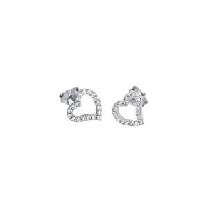 Дамски сребърни обеци Lotus Silver LP1519-4/1
