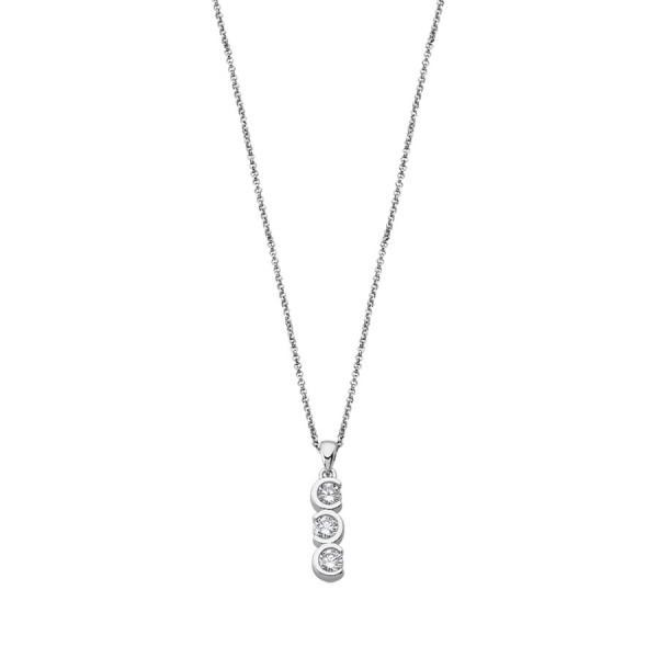 Дамско сребърно колие Lotus Silver LP1785-1/1