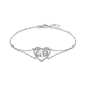 Дамска сребърна гривна Lotus Silver LP1894-2/1