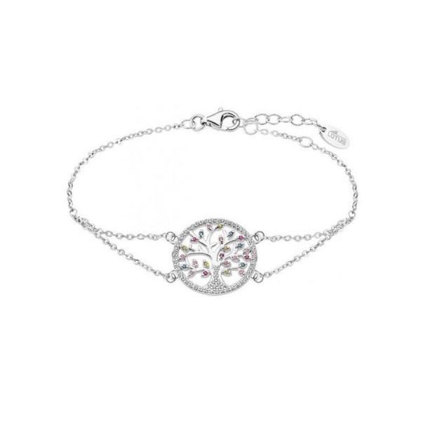 Дамска сребърна гривна Lotus Silver LP1896-2/1