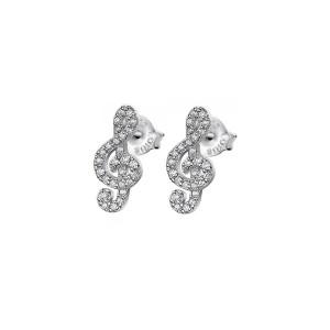 Дамски сребърни обеци Lotus Silver LP1966-4/1