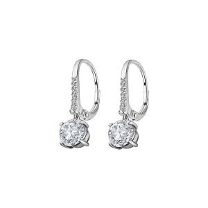 Дамски сребърни обеци Lotus Silver LP2005-4/A