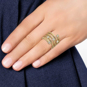 Дамски пръстен Michael Kors MKJ5537710