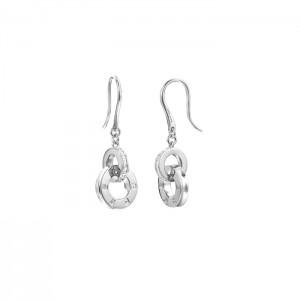 Дамски сребърни обеци Pierre Cardin PCER90257A