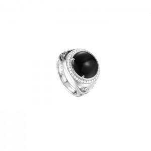 Дамски сребърен пръстен Pierre Cardin PCRG90409A