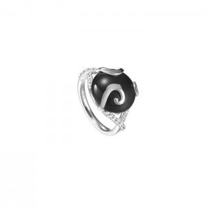 Дамски сребърен пръстен Pierre Cardin PCRG90424A