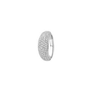 Дамски сребърен пръстен Ti Sento 12172ZI