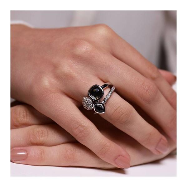 Дамски сребърен пръстен Ti Sento 12182GB