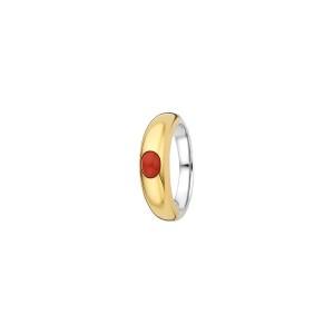 Дамски сребърен пръстен Ti Sento 12185CR