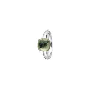 Дамски сребърен пръстен Ti Sento 12187GG