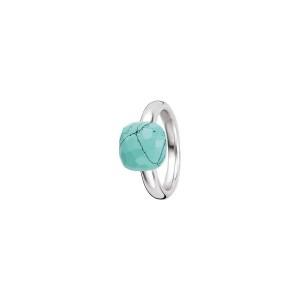 Дамски сребърен пръстен Ti Sento 12187TQ