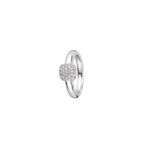 Дамски сребърен пръстен Ti Sento 12188ZI