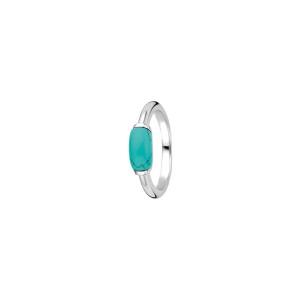 Дамски сребърен пръстен Ti Sento 12190TQ