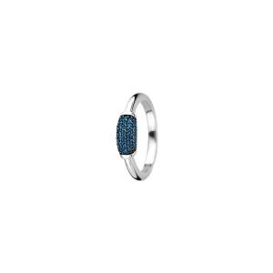 Дамски сребърен пръстен Ti Sento 12192DB