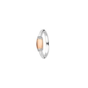 Дамски сребърен пръстен Ti Sento 12193ZR