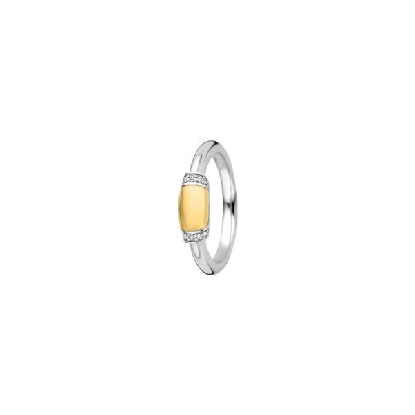 Дамски сребърен пръстен Ti Sento 12193ZY