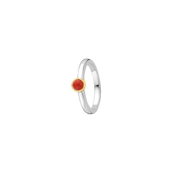 Дамски сребърен пръстен Ti Sento 1868CR