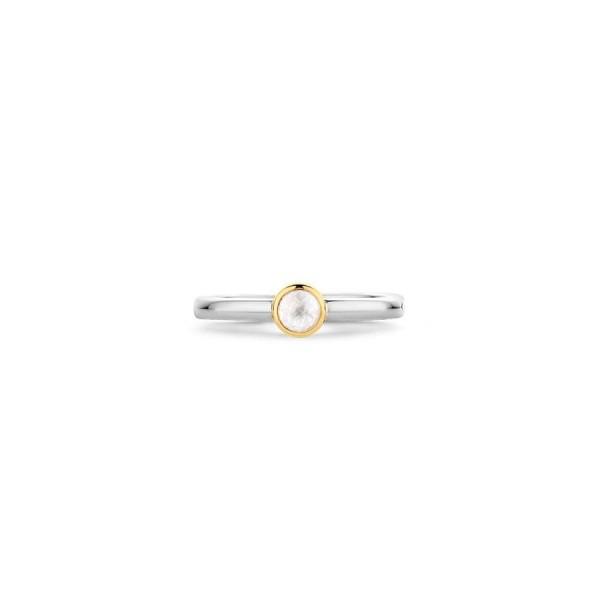 Дамски сребърен пръстен Ti Sento 1868MW