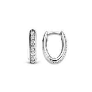 Дамски сребърни обеци Ti Sento 7759ZI
