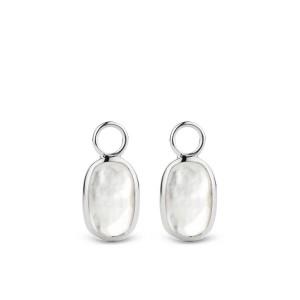 Сребърни висулки за обеци Ti Sento 9199MW