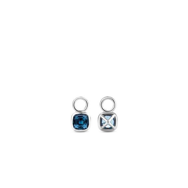 Сребърни висулки за обеци Ti Sento 9208DB