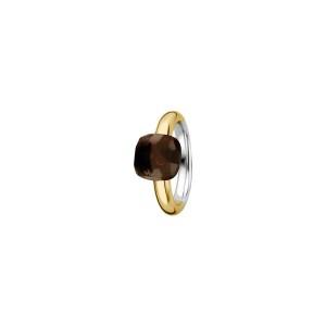 Дамски сребърен пръстен Ti Sento 12187TB