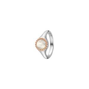 Дамски сребърен пръстен Ti Sento 12207MW