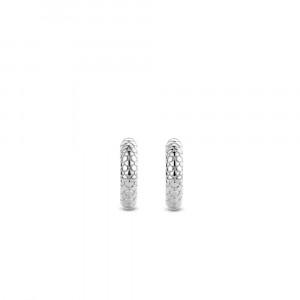 Дамски сребърни обеци Ti Sento 7210SS
