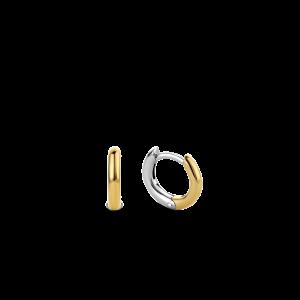 Дамски сребърни обеци Ti Sento 7811EM